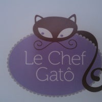 Foto tirada no(a) Le Chef Gatô por Hanna C. em 11/9/2013