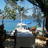 Foto scattata a Sardunya Restaurant da Elif E. il 9/24/2012