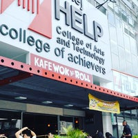 Foto tirada no(a) HELP College Of Arts & Technology por Eduspiral C. em 9/5/2016