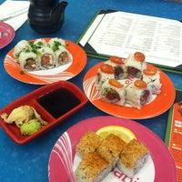 Снимок сделан в Wasabi Modern Japanese Cuisine пользователем Peggy E. 7/30/2013