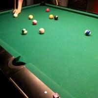 Das Foto wurde bei Pool Masters Pub von Tue Coo am 2/26/2013 aufgenommen