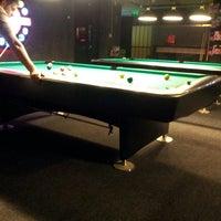 Das Foto wurde bei Pool Masters Pub von Tue Coo am 2/27/2013 aufgenommen