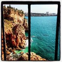 2/24/2013 tarihinde Mustafa A.ziyaretçi tarafından Nar Beach & Bistro'de çekilen fotoğraf