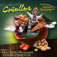 Photo taken at Sabor Latino Restaurant by Sabor Latino Restaurant on 7/10/2018