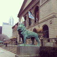 Das Foto wurde bei The Art Institute of Chicago von Ryan K. am 2/21/2013 aufgenommen