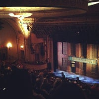 Снимок сделан в Kinky Boots at the Al Hirschfeld Theatre пользователем Bridget B. 3/15/2013