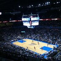 Foto tirada no(a) Chesapeake Energy Arena por Chase G. em 3/28/2013