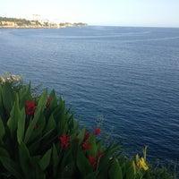5/29/2013 tarihinde Melisa K.ziyaretçi tarafından Nar Beach & Bistro'de çekilen fotoğraf