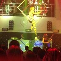 Das Foto wurde bei D'lux Club Ankara von Aykut D. am 12/1/2012 aufgenommen