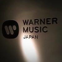 ワーナーミュージック・ジャパン(Warner Music Japan) - 赤坂の音楽関係