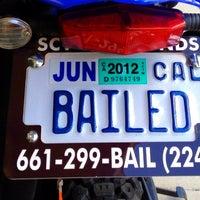 bail bonds department