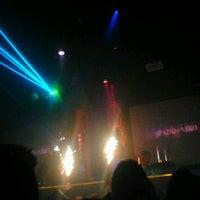 Das Foto wurde bei Spazio Nightclub von Zilya am 9/23/2012 aufgenommen
