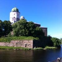 Снимок сделан в Выборгский замок пользователем Alina K. 6/23/2013