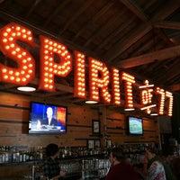 Снимок сделан в Spirit of 77 пользователем David W. 10/13/2012