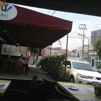 Foto scattata a A Boleo Tapas Bar da Frankie G. il 4/25/2013