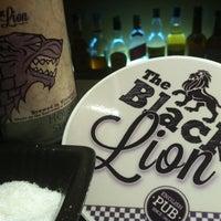 Foto tomada en The Black Lion por Tapi el 6/6/2013