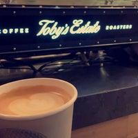 Foto tomada en Toby's Estate Coffee por Ahmed A. el 9/28/2018