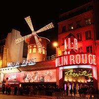 Das Foto wurde bei Moulin Rouge von Nicholas Q. am 2/23/2013 aufgenommen