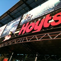Das Foto wurde bei Cine Hoyts von Víctor L. am 10/15/2012 aufgenommen