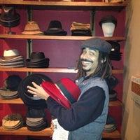 d5d038c6dec64 ... Photo taken at Goorin Bros. Hat Shop - French Quarter by Randy R. on