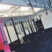 Das Foto wurde bei CrossFit HH von Myrte V. am 1/2/2016 aufgenommen