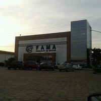 Foto tirada no(a) Faculdade de Macapá - FAMA por Danilo B. em 9/19/2012