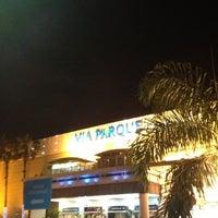 รูปภาพถ่ายที่ Via Parque Shopping โดย Ricardo Ouro G. เมื่อ 12/8/2012