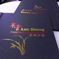 3/16/2017 tarihinde Juan C.ziyaretçi tarafından Lan Sheng Szechuan Restaurant 草堂小餐'de çekilen fotoğraf