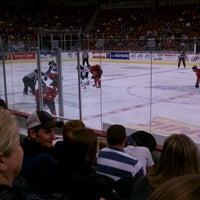 11/11/2012 tarihinde Dr Beeperziyaretçi tarafından INTRUST Bank Arena'de çekilen fotoğraf