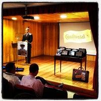 Foto tirada no(a) Fundação Maria Luisa e Oscar Americano por Fabricio G. em 11/29/2012