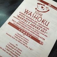 Foto scattata a Sushi Washoku da Diiana Potts  🌺 il 2/21/2013