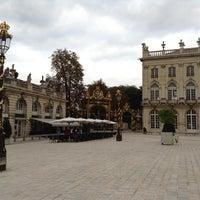 Das Foto wurde bei Nancy Tourisme von Sin Usuario am 10/8/2013 aufgenommen