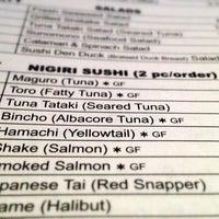 Снимок сделан в Sushi Den пользователем Jacob E. 5/29/2013