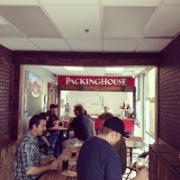Foto tirada no(a) Packinghouse Brewing Company por Rowdy Beer Crew em 3/30/2013