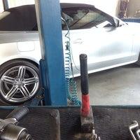 Снимок сделан в Авторолл (сервис VW, AUDI, SEAT, SKODA) пользователем Antonio 7/27/2014