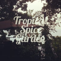 Photo prise au Tropical Spice Garden par Edwin C. le5/25/2013
