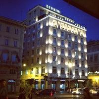 Bernini Bristol Hotel In Rome