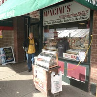 Strip district Mancinis bread the