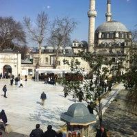 Photo taken at Eyüp Sultan by Adem G. on 2/19/2013