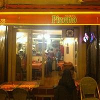 3/14/2013 tarihinde Cigdem S.ziyaretçi tarafından Pizano Pizzeria'de çekilen fotoğraf