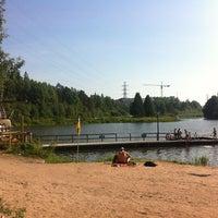 Das Foto wurde bei Pikkukosken uimaranta von Annastiina am 8/8/2013 aufgenommen