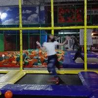 Jump Yard Indoor Trampoline Park City Of San Fernando Pampanga