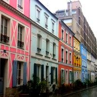 Photo prise au Rue Crémieux par ✩Jihyé✩ le4/4/2013