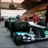 Das Foto wurde bei Shanghai International Circuit von DodJackD am 4/14/2013 aufgenommen