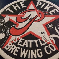 Foto tirada no(a) Pike Brewing Company por Douglas G. em 4/19/2013
