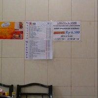 รูปภาพถ่ายที่ Mie Pansit Antri โดย MicHeal C. เมื่อ 3/5/2014