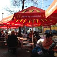 Снимок сделан в McDonald's пользователем Ilya V. 5/8/2013