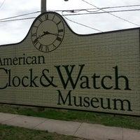 รูปภาพถ่ายที่ American Clock & Watch Museum โดย Robin M. เมื่อ 4/18/2013