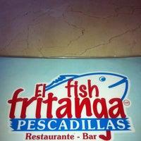 Foto tomada en El Fish Fritanga por Jose Miguel H. el 12/1/2012