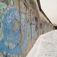Снимок сделан в Мемориальный комплекс «Берлинская стена» пользователем Omar A. 1/14/2013